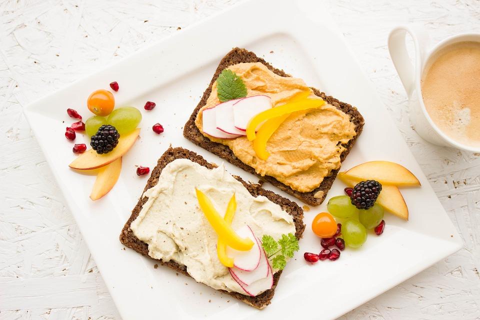 Завтрак очень красивые и аппетитные картинки, фотографии - сборка 11