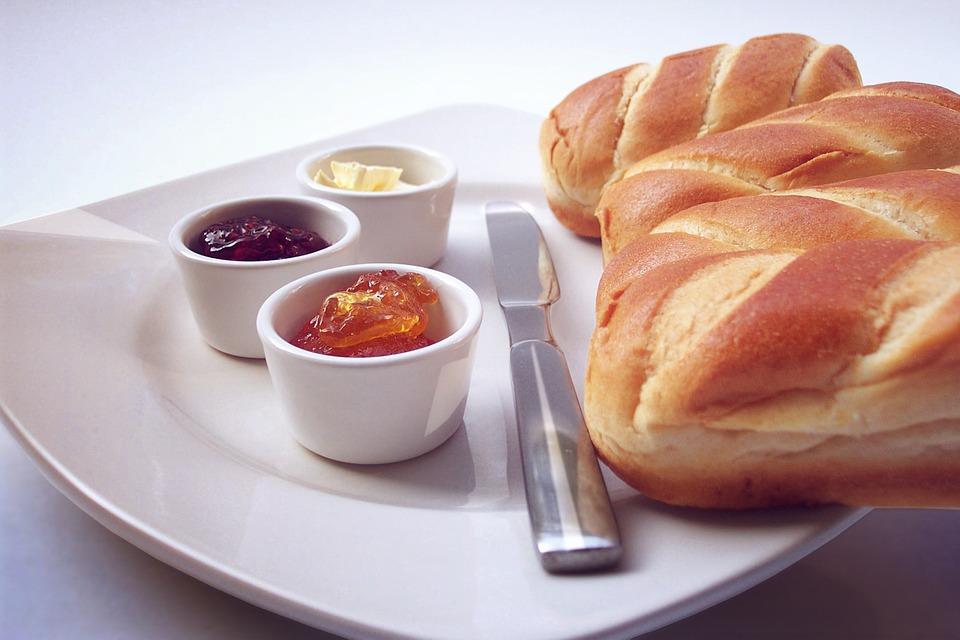 Завтрак очень красивые и аппетитные картинки, фотографии - сборка 19