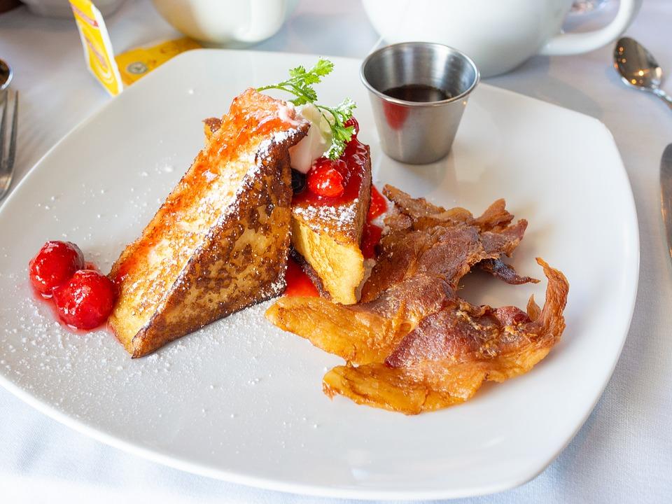 Завтрак очень красивые и аппетитные картинки, фотографии - сборка 20