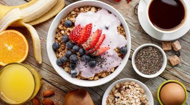Завтрак очень красивые и аппетитные картинки, фотографии - сборка 21