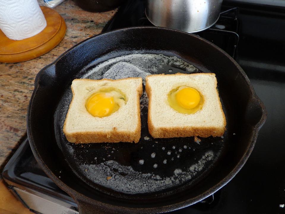 Завтрак очень красивые и аппетитные картинки, фотографии - сборка 22