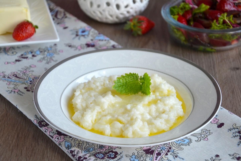 Как варить рисовую кашу с молоком - 2 пошаговых и вкусных рецепта 1