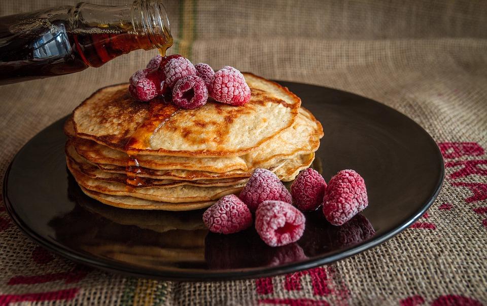 Красивые и аппетитные картинки блинчиков, блинов - подборка фото 11