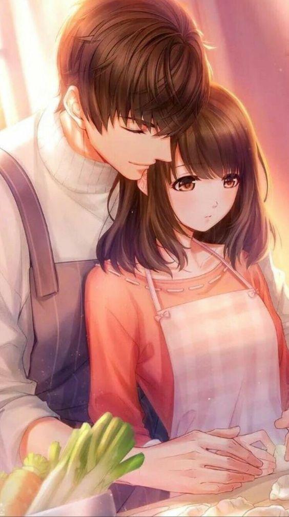 Красивые и интересные картинки для срисовки пары, влюбленные пары 1