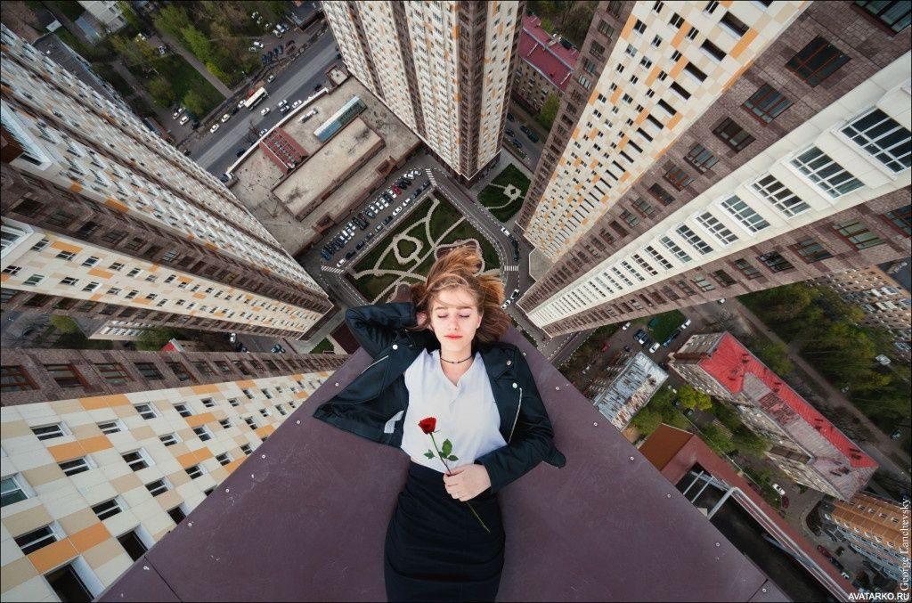 Красивые и невероятные картинки на аву города, места - подборка 1