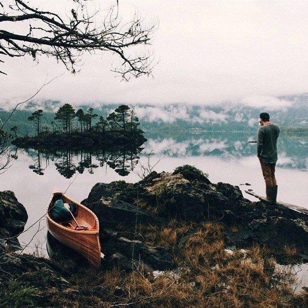 Красивые и невероятные картинки про отдых и путешествия - 30 фото 26