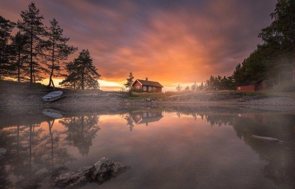 Красивые и невероятные картинки про отдых и путешествия - 30 фото 3