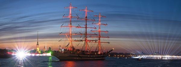 Красивые и необычные панорамные фотографии Санкт-Петербурга 2