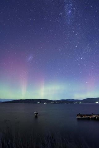 Красивые и прикольные картинки на телефон ночное небо - сборка 11