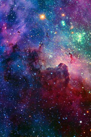 Красивые и прикольные картинки на телефон ночное небо - сборка 14