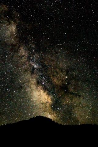 Красивые и прикольные картинки на телефон ночное небо - сборка 6