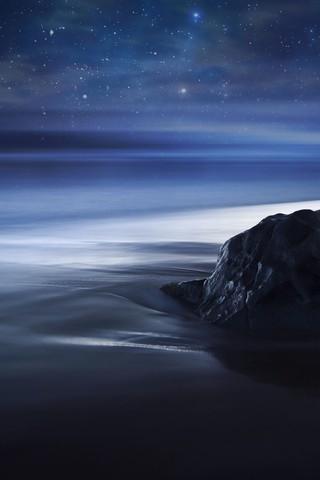 Красивые и прикольные картинки на телефон ночное небо - сборка 7