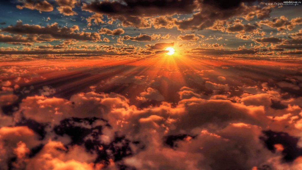 Красивые и удивительные картинки, фото Восход Солнца - подборка 10