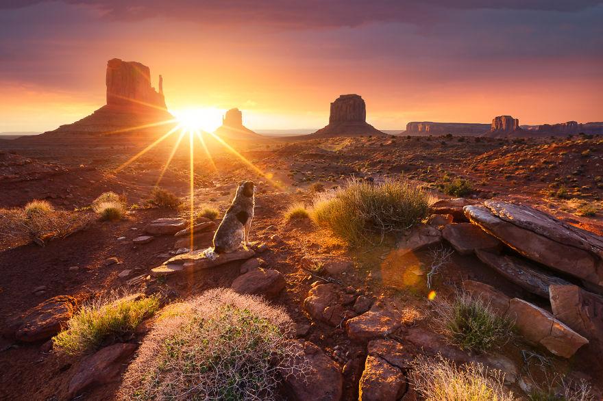 Красивые и удивительные картинки, фото Восход Солнца - подборка 14