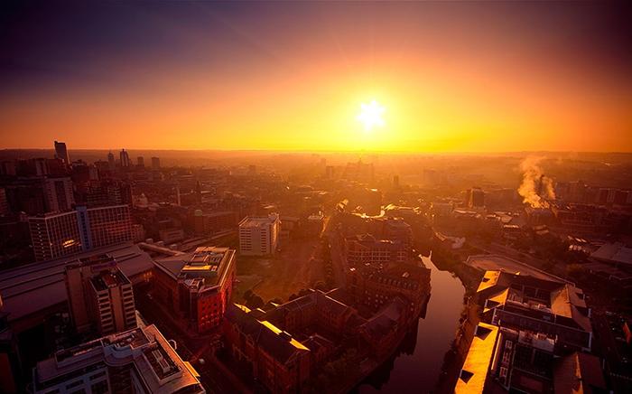 Красивые и удивительные картинки, фото Восход Солнца - подборка 9
