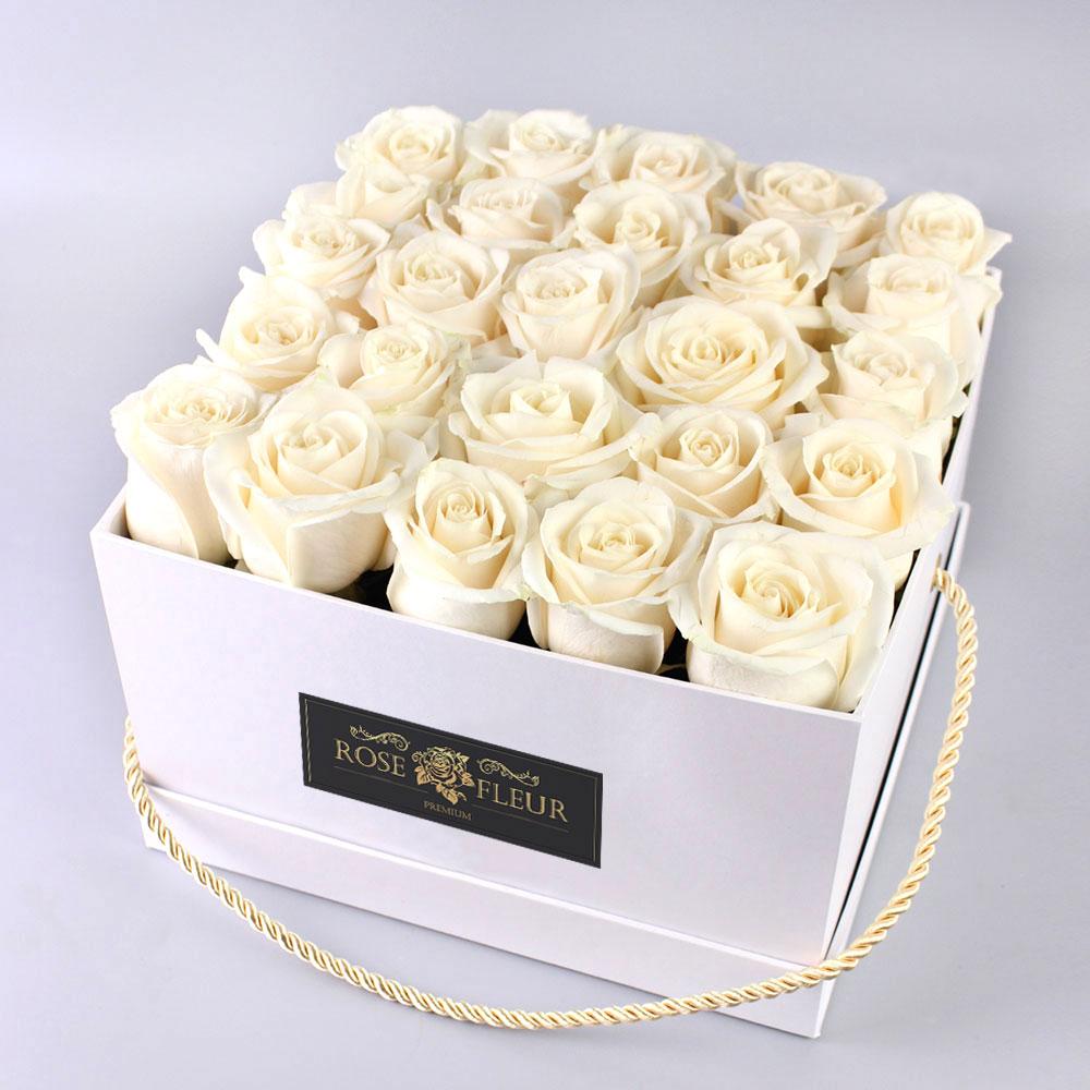 Красивые картинки цветов белые розы, удивительные букеты 7