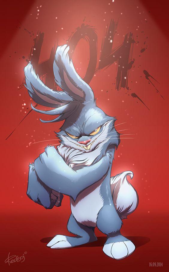 Лучшие картинки для срисовки зайчика, заяц - подборка рисунков 12