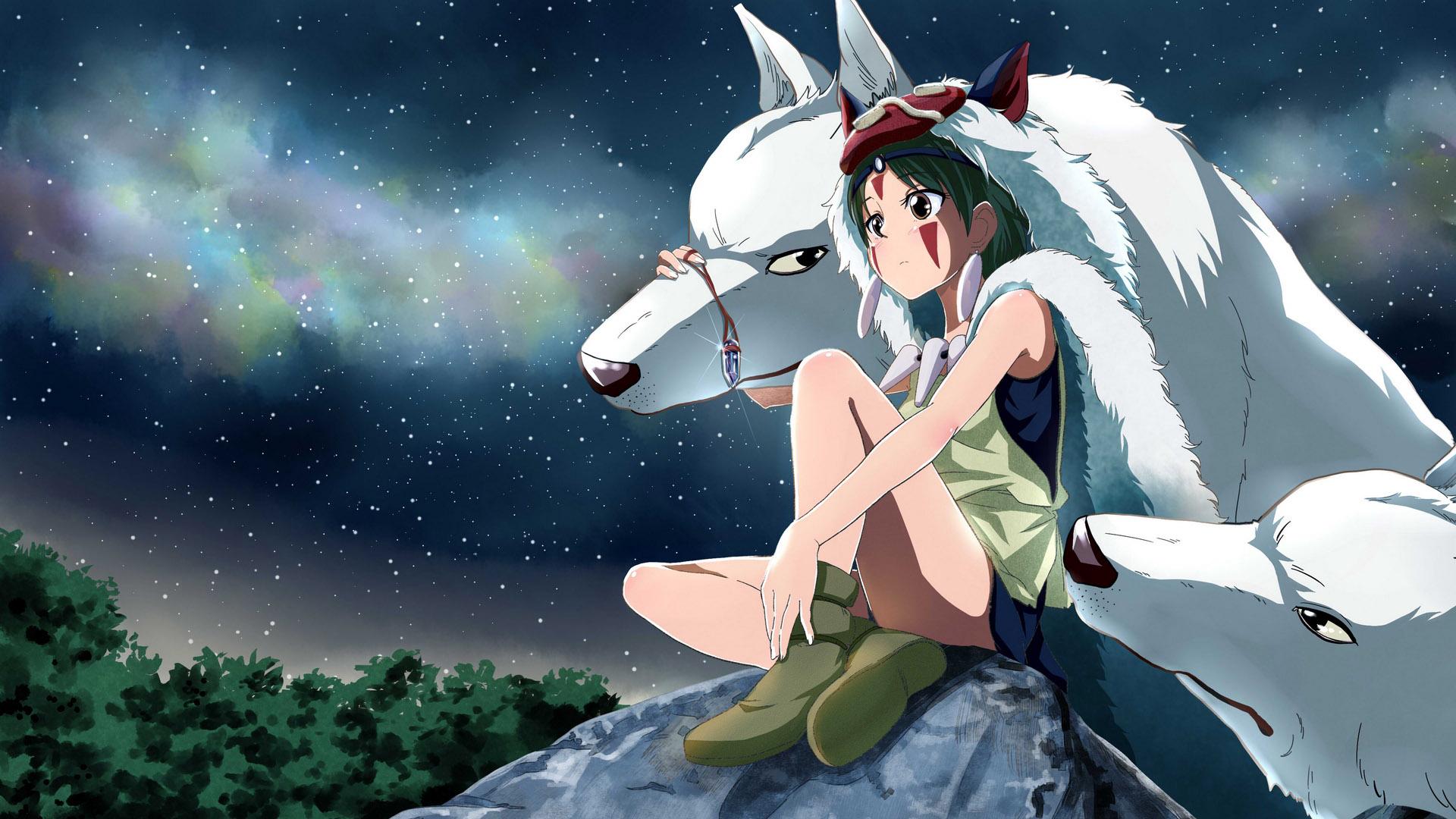 Лучшие классные аниме обои для рабочего стола - подборка №2 3