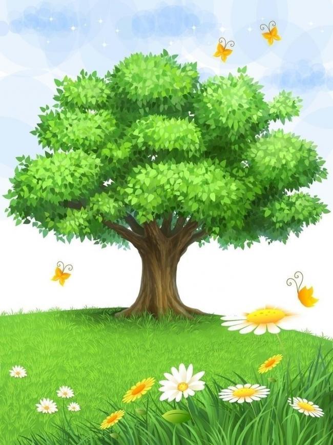 Невероятное и красивое дерево - картинки и изображения 10