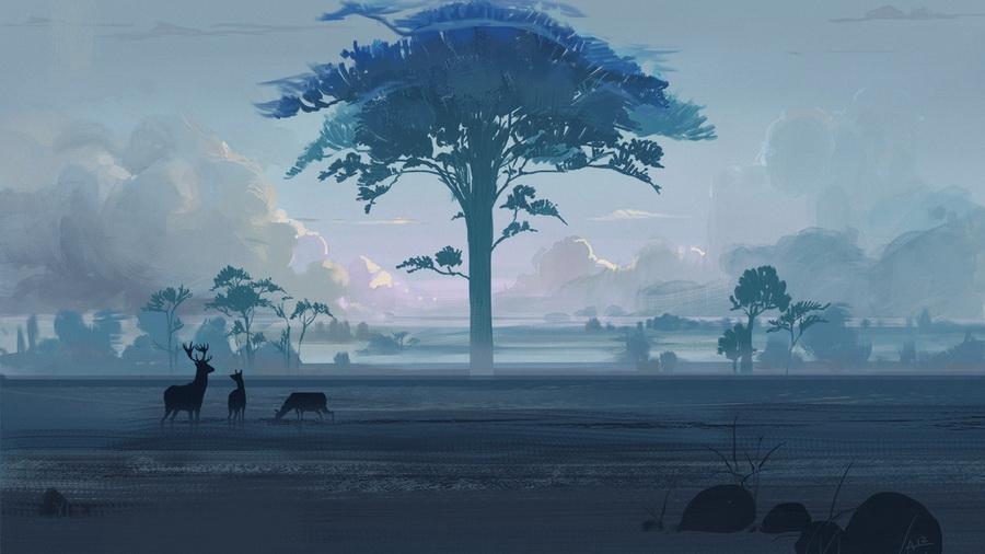 Невероятное и красивое дерево - картинки и изображения 14