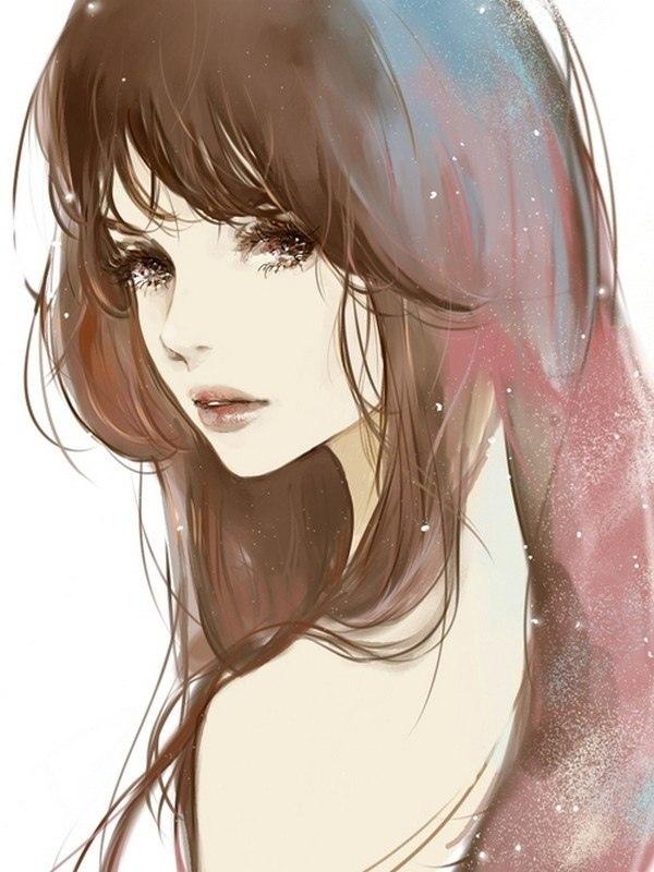 Новые и свежие фотки на аватарку для девушек и девочек - подборка 1