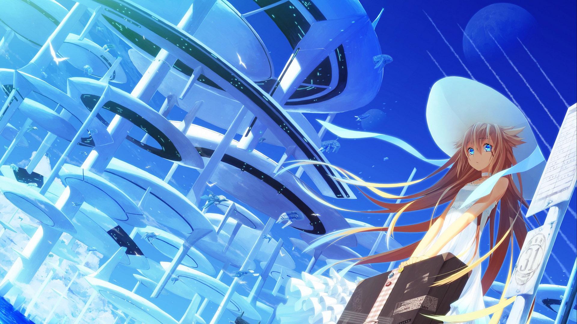 Отличные аниме картинки в хорошем качестве на рабочий стол №12 11