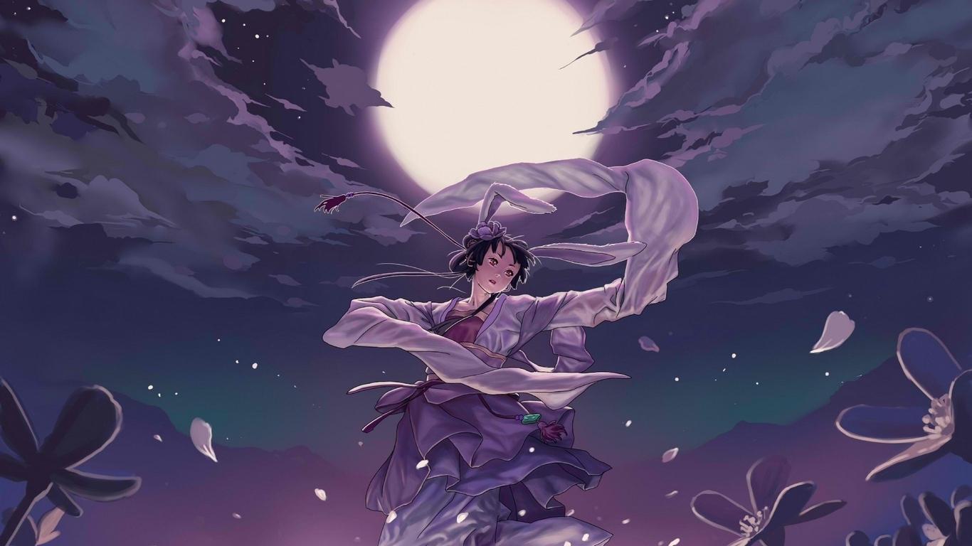 Отличные аниме картинки в хорошем качестве на рабочий стол №12 16