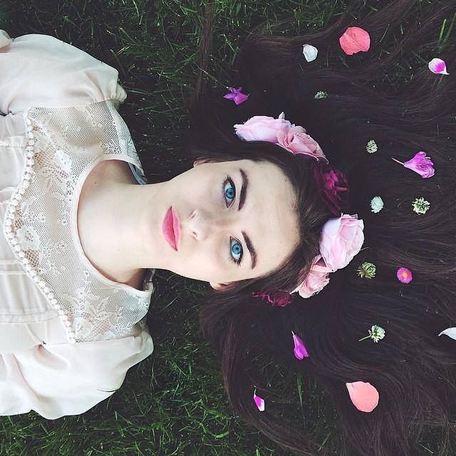 Очень красивые и милые девушки со всего мира - подборка №34 8