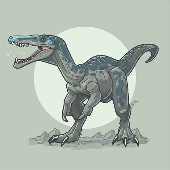 Очень красивые картинки динозавров для срисовки - подборка 17