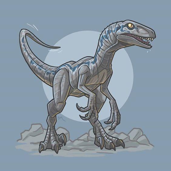 Очень красивые картинки динозавров для срисовки - подборка 18