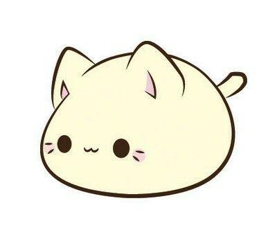 Прикольные и отличные простые картинки для срисовки Коты 11
