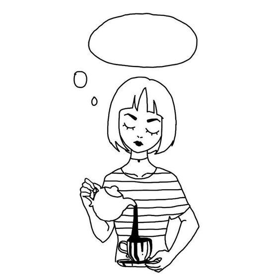 Простые и современные рисунки для срисовки - очень красивые 10