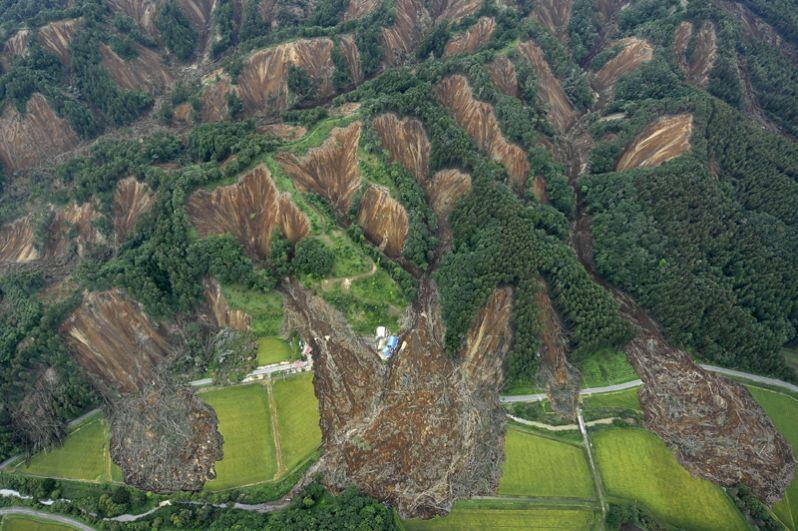 Разрушительное землетрясение в Японии - новости 1