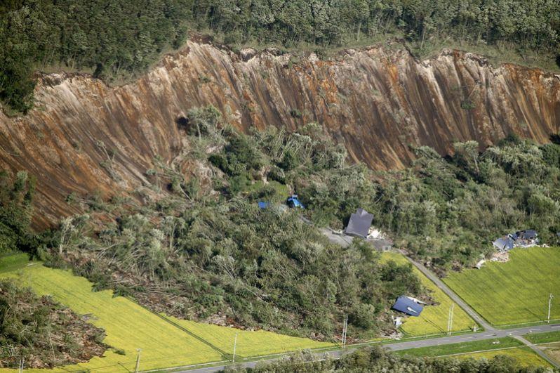 Разрушительное землетрясение в Японии - новости 2