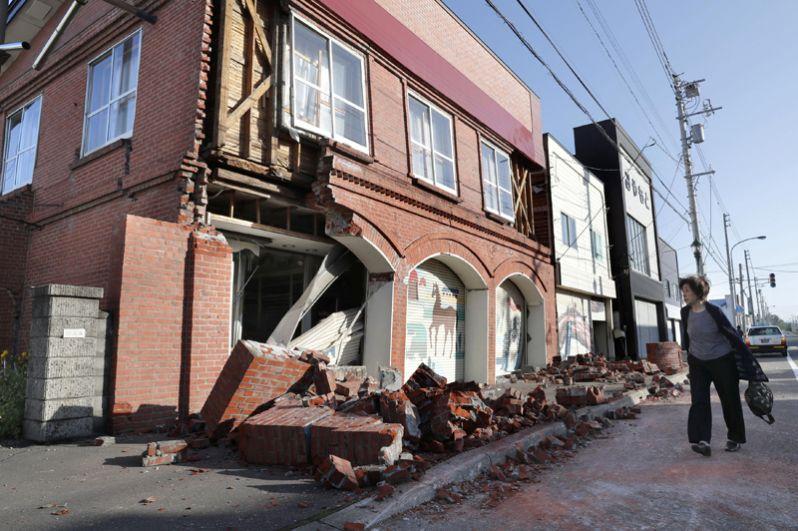 Разрушительное землетрясение в Японии - новости 4