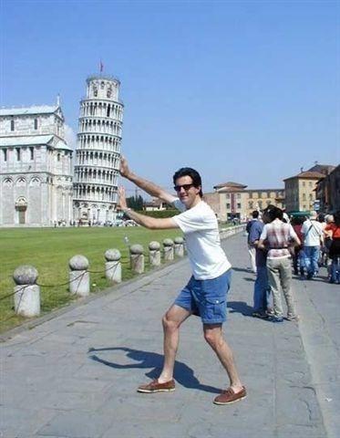 Смешные и веселые картинки про туристов и туризм - подборка 7
