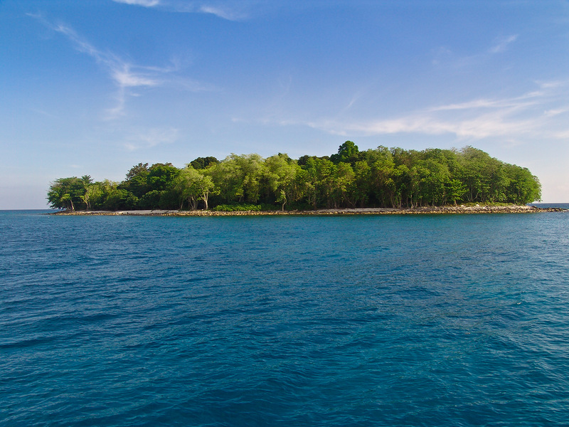 Таинственный и необитаемый остров - удивительные картинки 3