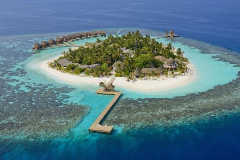 Таинственный и необитаемый остров - удивительные картинки 6