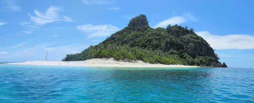 Таинственный и необитаемый остров - удивительные картинки 8
