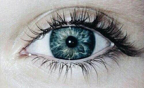 Удивительные картинки глаза девушек на аву и аватарку - подборка 1