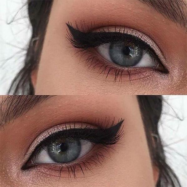 Удивительные картинки глаза девушек на аву и аватарку - подборка 5
