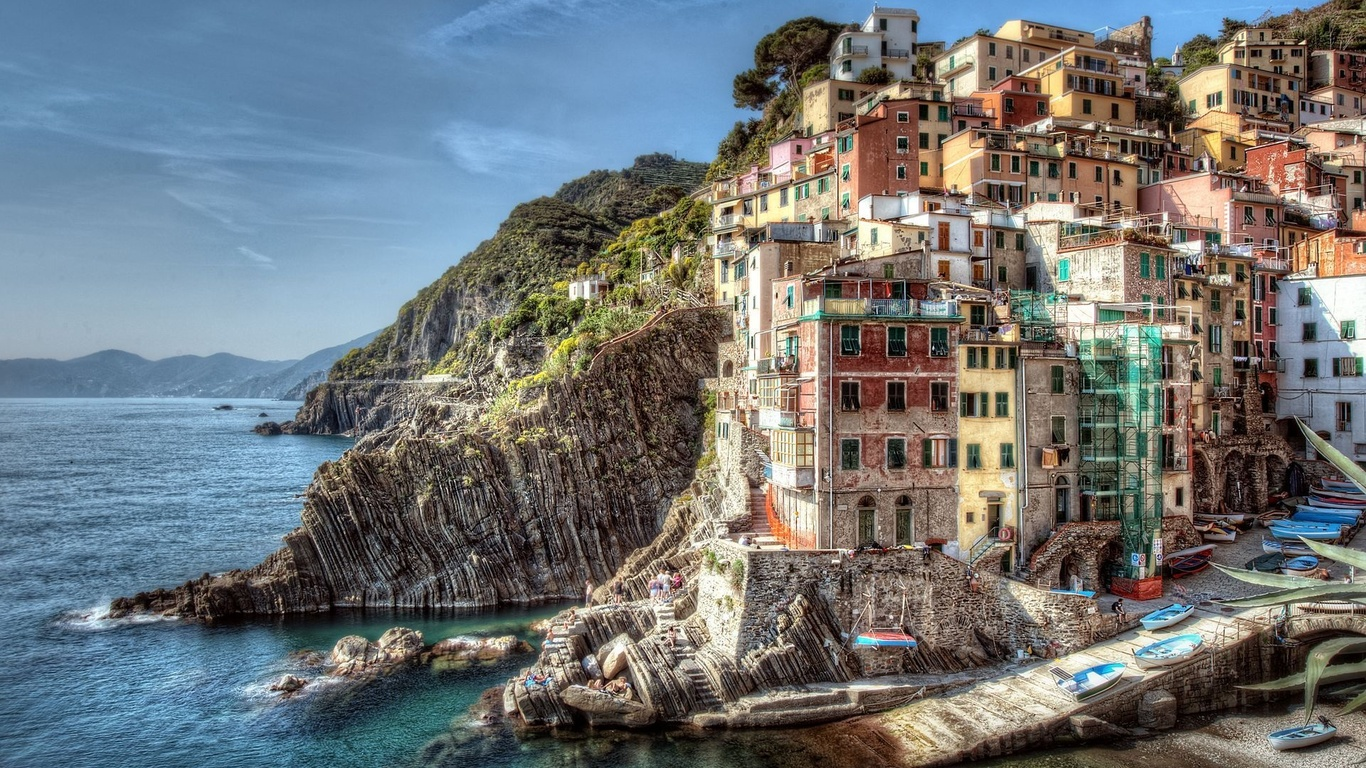 Удивительные картинки на рабочий стол Италия - подборка обоев 5