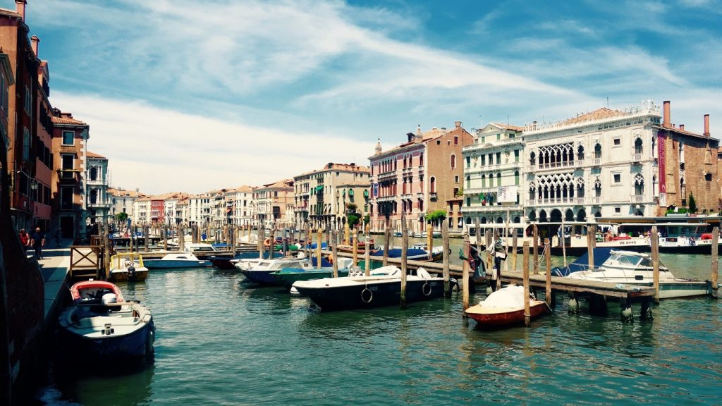 Удивительные картинки на рабочий стол Италия - подборка обоев 7
