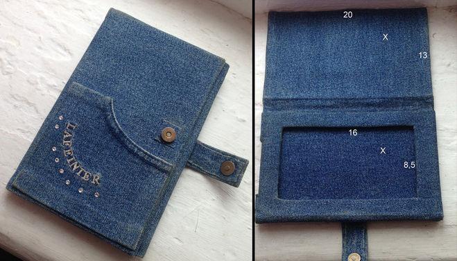 Что можно сделать со старыми джинсами - креативные идеи 3