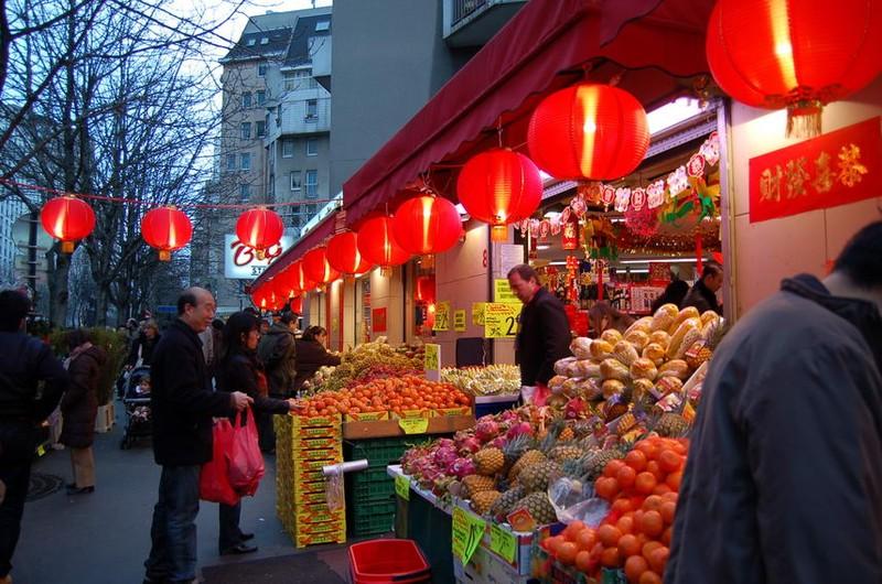 10 крупнейших китайских кварталов в других странах 10