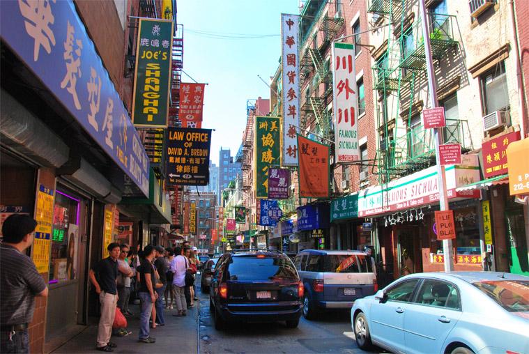 10 крупнейших китайских кварталов в других странах 3
