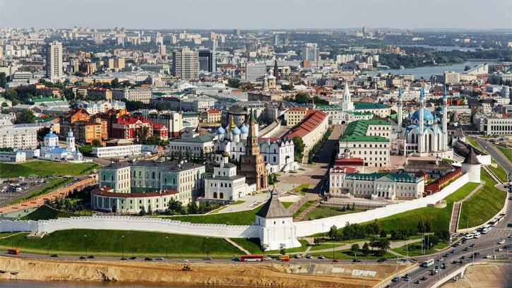 Где встретить Новый год 2019 Топ-5 мест в России 2