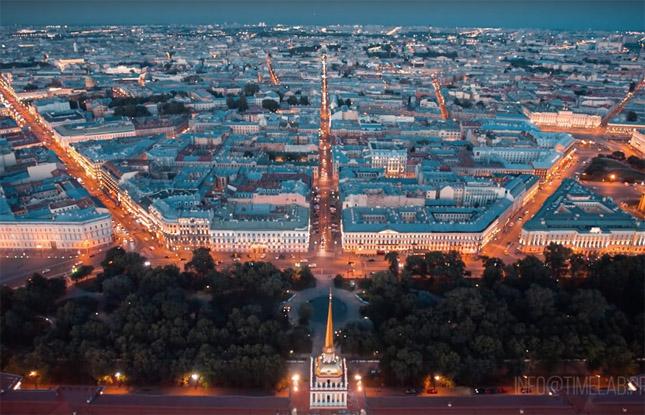 Где встретить Новый год 2019 Топ-5 мест в России 3