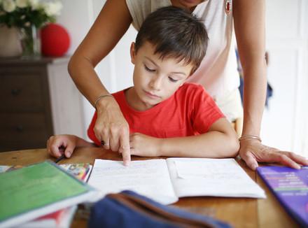 Как научить ребенка делать уроки самостоятельно - полезные советы 2