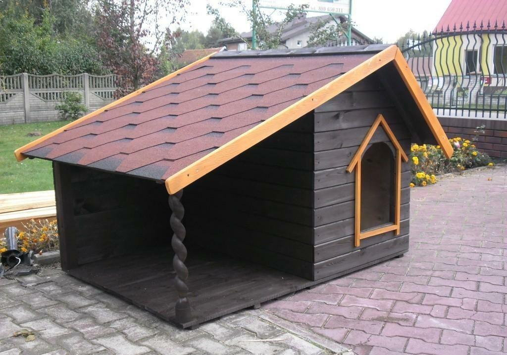 Как построить собачью будку своими руками - лучшие советы 2